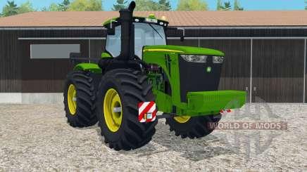 Ɉohn Deere 9560R для Farming Simulator 2015