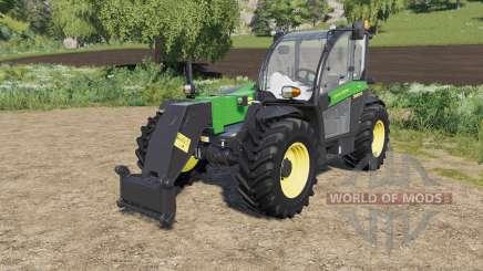 John Deere 3200 wheels selection для Farming Simulator 2017