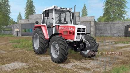 Steyr 8090A Turbꝍ для Farming Simulator 2017
