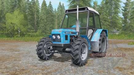 Zetor 7045 dynamic front axle для Farming Simulator 2017