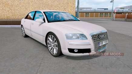 Audi A8 для Euro Truck Simulator 2