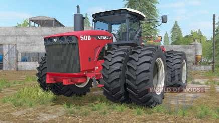 Ꝟersatile 500 для Farming Simulator 2017