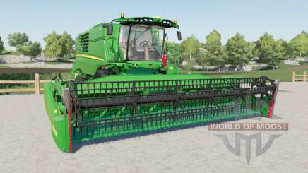 John Deere T560ɨ для Farming Simulator 2017