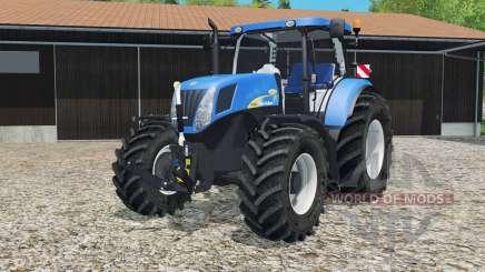 New Holland T70Ꝝ0 для Farming Simulator 2015