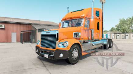 Freightliner Coronadꝍ для American Truck Simulator