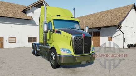 Kenworth T610 Aero Roof Sleeper для Farming Simulator 2017