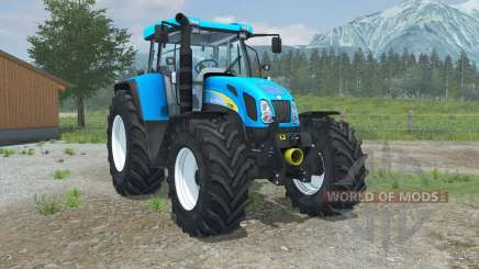 New Hꝍlland T7550 для Farming Simulator 2013