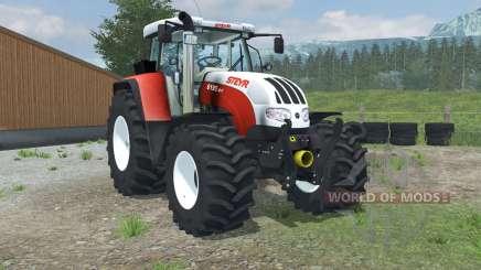 Steyr 6195 ƇVŢ для Farming Simulator 2013