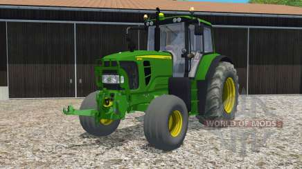 John Deeᵲe 6130 для Farming Simulator 2015