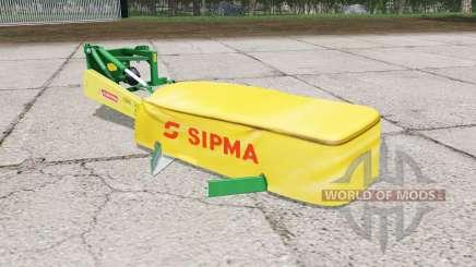 Sipma KD 1600 Preria для Farming Simulator 2015