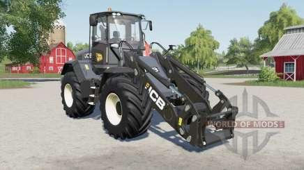 JCB 43ⴝ S для Farming Simulator 2017