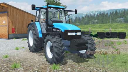 New Holland TM 115 dynamic camera для Farming Simulator 2013