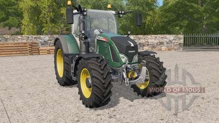 Fendt 712-724 Vario для Farming Simulator 2017