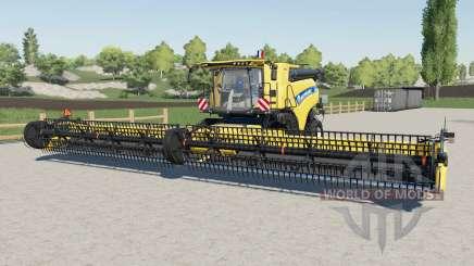 New Holland CR10.90 Revelatioᵰ для Farming Simulator 2017