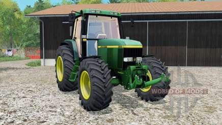 John Deerᶒ 6810 для Farming Simulator 2015