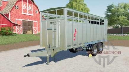 Fliegl TTⱲ для Farming Simulator 2017