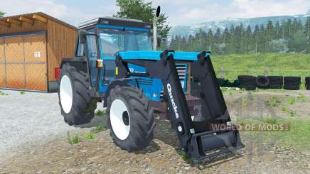 New Holland 110-90 front loader для Farming Simulator 2013