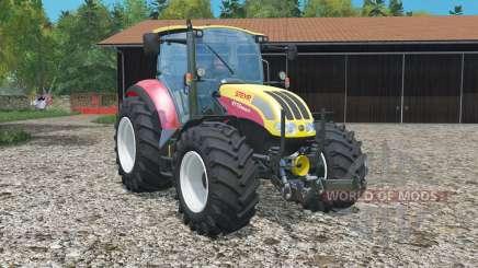 Steyr 4115 Multᶖ для Farming Simulator 2015