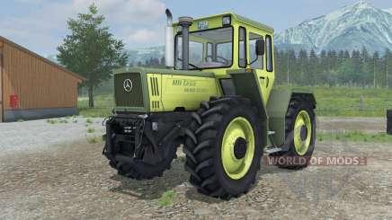 Mercedes-Benz Trac 1600 Turbꝍ для Farming Simulator 2013