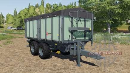 Kroger Agroliner TKƊ 302 для Farming Simulator 2017
