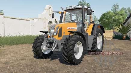 Fendt Favorit 711-716 Vario для Farming Simulator 2017