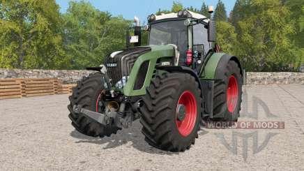 Fendt 924-939 Vario для Farming Simulator 2017