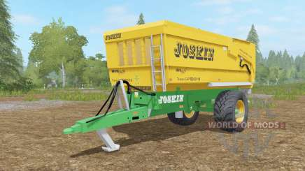 Joskin Tᵲans-Cap 5000-14 для Farming Simulator 2017