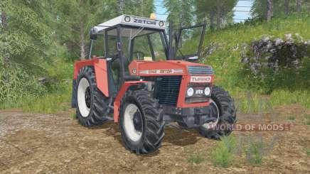 Zetor 10145 Turbꝍ для Farming Simulator 2017
