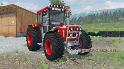 Schluter Super 1500 TꝞL Special для Farming Simulator 2013