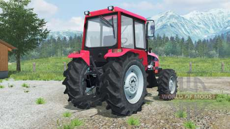 МТЗ-1025.3 Беларꭚс для Farming Simulator 2013