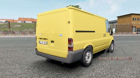 Ford Transit 135 T330 2000 для Euro Truck Simulator 2