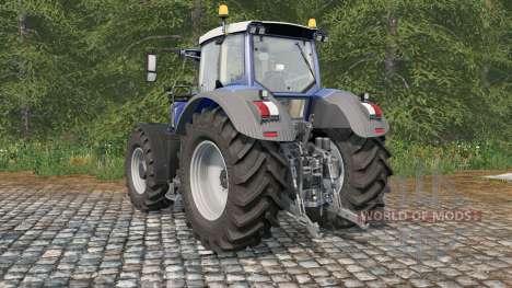Fendt 900 Vario для Farming Simulator 2017