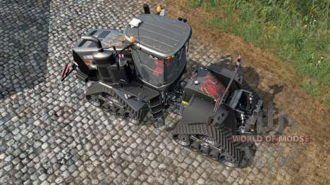 Case IH Steiger Quadtrac для Farming Simulator 2017