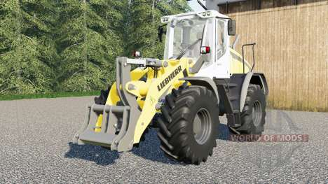 Liebherr L538 для Farming Simulator 2017