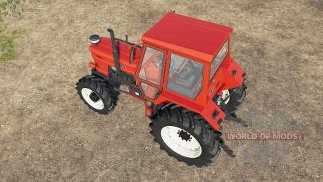 Fiat 1300 DT для Farming Simulator 2017