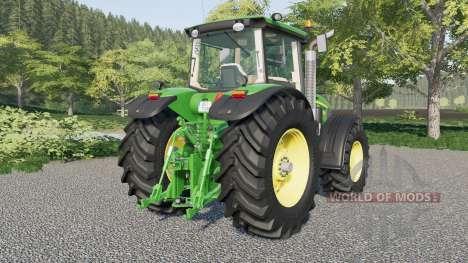 John Deere 7030 для Farming Simulator 2017