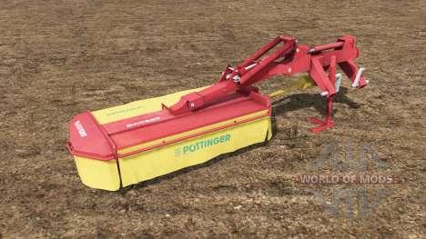 Pottinger Eurocat 275 для Farming Simulator 2017