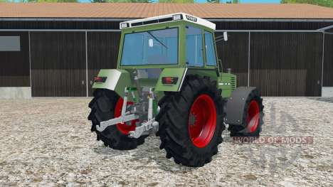 Fendt Farmer 310 LSA Turbomatik для Farming Simulator 2015