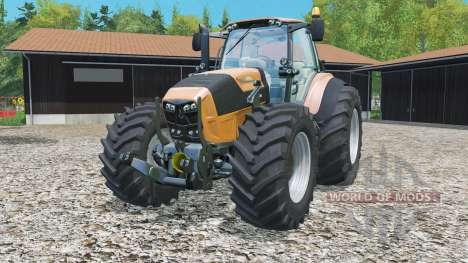 Deutz-Fahr 7250 TTV Agrotɾon для Farming Simulator 2015