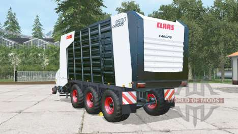 Claas Cargos 9500 для Farming Simulator 2015