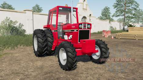 International 1086 Turbo для Farming Simulator 2017