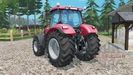 Case IH Puma 160 CVX для Farming Simulator 2015