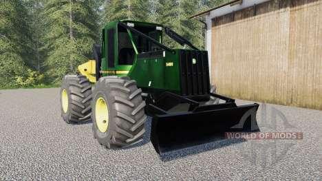 John Deeɾe 548H для Farming Simulator 2017