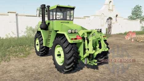 Steiger Tiger IV KP525 для Farming Simulator 2017