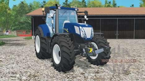New Holland T7.270 для Farming Simulator 2015