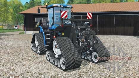 New Holland T9.670 для Farming Simulator 2015