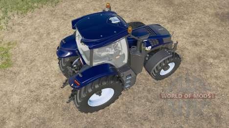 New Holland T8-series для Farming Simulator 2017