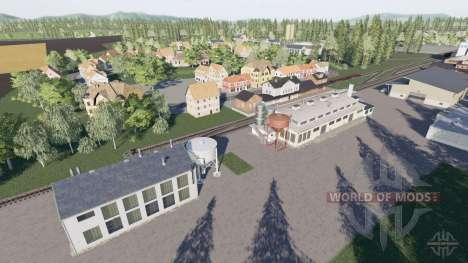 ZD Bela v1.1 для Farming Simulator 2017