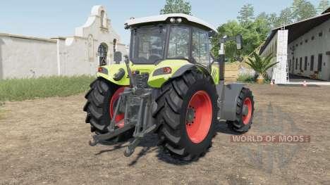 Claas Arion 420 для Farming Simulator 2017