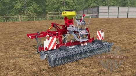 Jean de Bru Toptiller 350P для Farming Simulator 2017